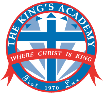 The King 39 S Academy Logo Graphic Design West Palm Beach
